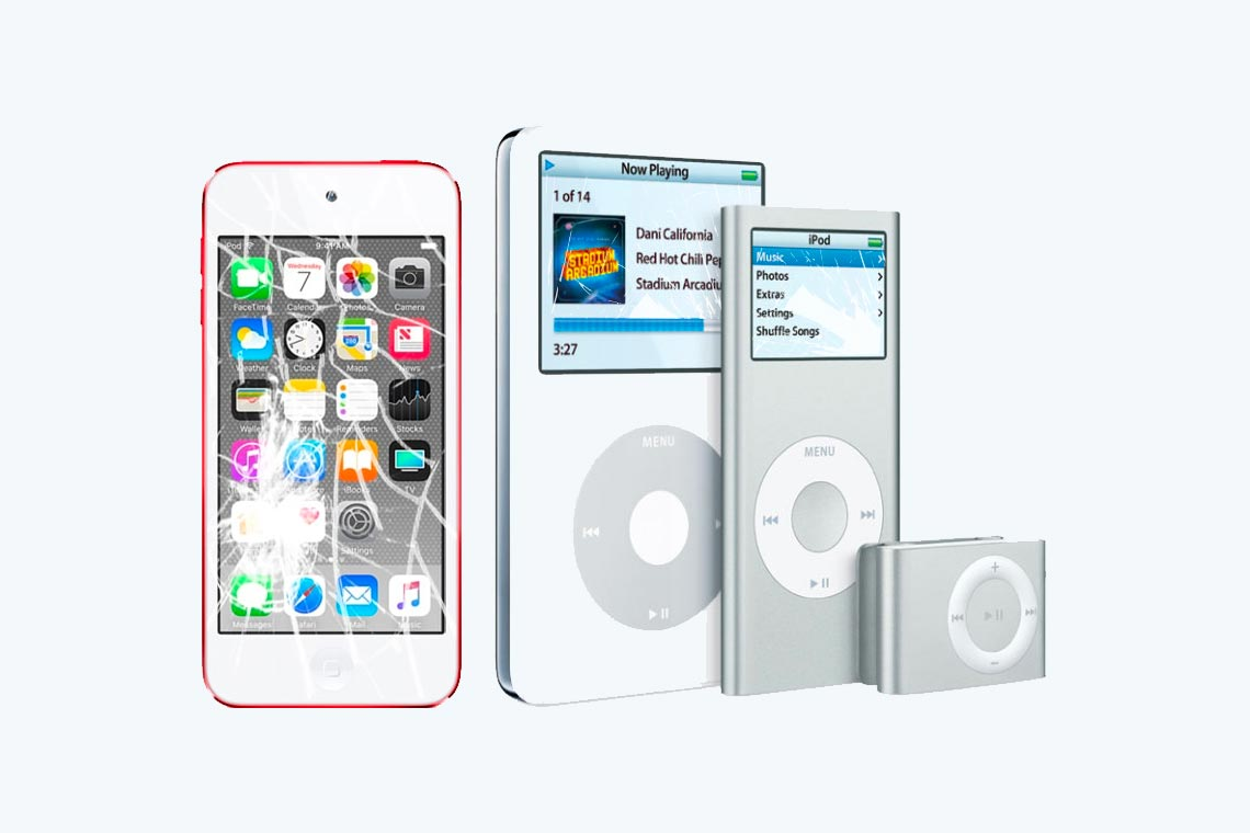 ipod service pick up and delivery in calicut