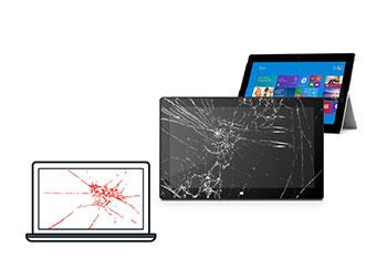 Microsoft Surface Pro Screen Repair Calicut, Kerala, India