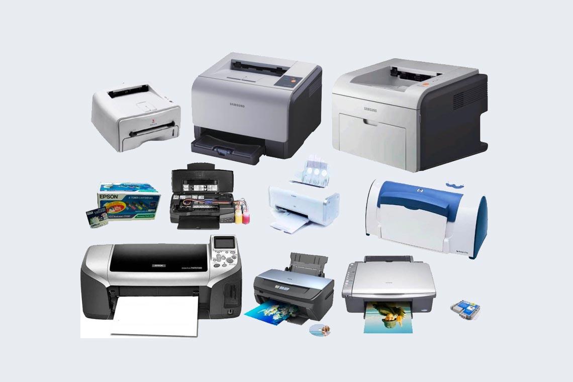 Printer Repair Calicut, Kerala, India